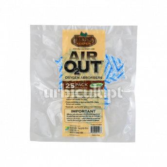 AIR OUT® OXYGEN ABSOVER (Harvest keeper®) 50CC (25 uds)