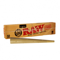 Cones Raw King Size Classic (32 uds)