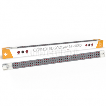 Cosmorrow® Led 20w 24V L50Cm INFRARED | Cosmorrow@ by Secret Jardin