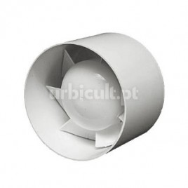 Extractor Tubular VK 100 (107 m3/h) | Tubulares / Inline / Axial