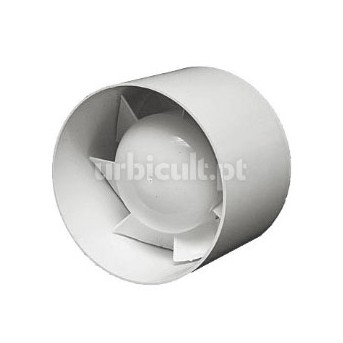 Extractor Tubular VK 100 (107 m3/h)   Tubulares / Inline / Axial