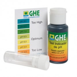 Teste PH por gotas GHE 30ml