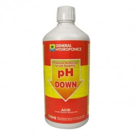 pH Down GHE | Controlo pH
