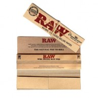 Raw Classic Connoisseur King Size Slim c/ filtros