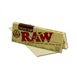 Raw Organic 1 1/4 Regular | Raw
