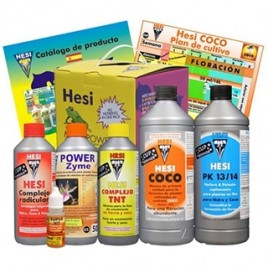 Starter Box Coco | Kits de Nutrientes
