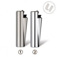 Clipper Capa Metal Silver