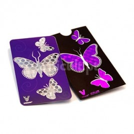 "Grinder Card ""Butterflies"" V-Syndicate"