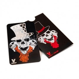"Grinder Card ""Skulls"" V-Syndicate 