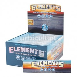 Caixa Mortalhas Elements King Size Slim