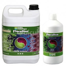 Flora Duo Grow | Nutrientes Minerais