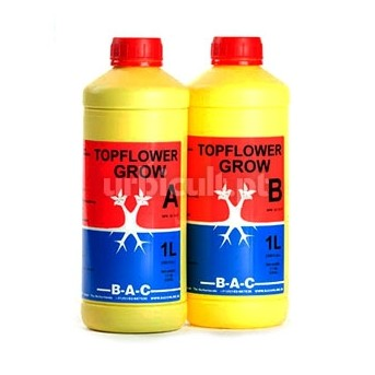 Top Flower Grow A&B B.A.C. (2x1L e 2x5L) | B.A.C