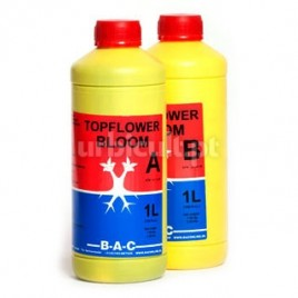 Top Flower Bloom A&B B.A.C. (2x1L e 2x5L)