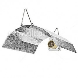 Reflector CFL Stuco C/ Cabo | Reflectores: HPS, MH, CFL