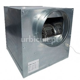 Isobox Metal 1500m3/h