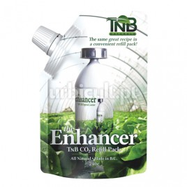 Recarga TNB Natural 'The Enhancer' CO2