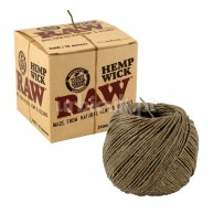 Raw Hemp Wick Ball 76m
