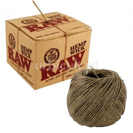 Raw Hemp Wick ball 30.5m
