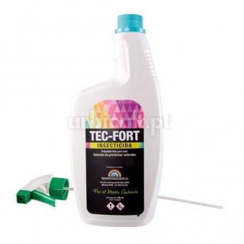 Tec-Fort Spray 750ml (Piretrina)
