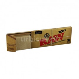 Raw Classic King Size Slim 200 | Raw