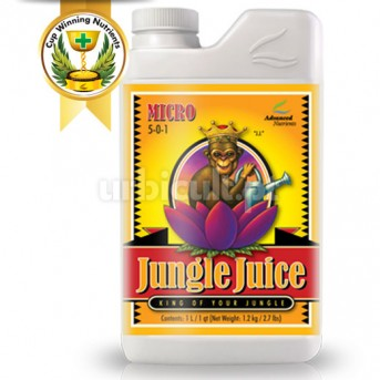 Jungle Juice Micro pH Perfect (1, 5 e 10L)