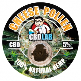 Polen CBD Cheese 5% Plant Of Life 1gr