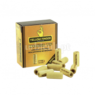 Filtros Yellow Finger Wooden Tip Small (10 uds)