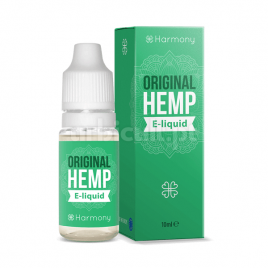 E-Liquid CBD Original Hemp Harmony 10ml