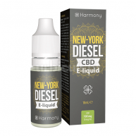 E-Liquid CBD New York Diesel Harmony 10ml