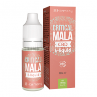 E-Liquid CBD Critical Mala 10ml