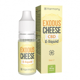 E-Liquid CBD Exodus Cheese Harmony 10ml