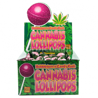 Lollipops Bubble Gum x Candy Kush