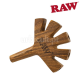 Raw Level Five Joint Holder Wooden   Raw Life