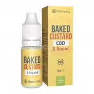 E-Liquid CBD Baked Custard Harmony 10ml