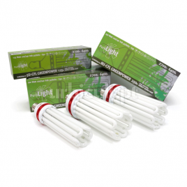 Pure Light CFL Green Power 2100K