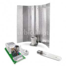 Kit HPS 600W Pure Light c/ Reflector Aberto