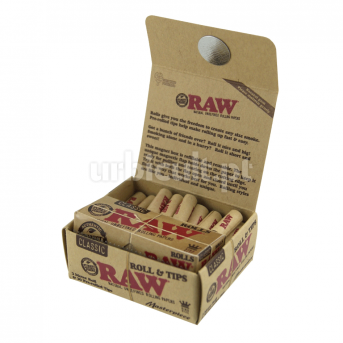 Raw Masterpiece (Rolls + Pre-rolled Tips)