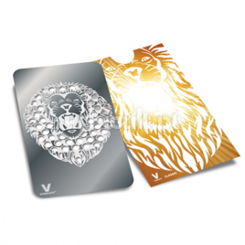 "Grinder Card ""Roaring Lion"" V-Syndicate"