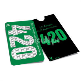 "Grinder Card ""420"" V-Syndicate"