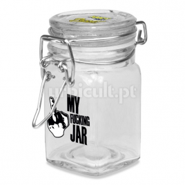 Frasco de Vidro Juicy My Fucking Jar 80ml