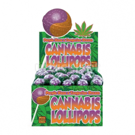 Lollipops Purple Haze e Tangerine Dream
