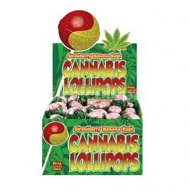Lollipops Strawberry Banana Kush