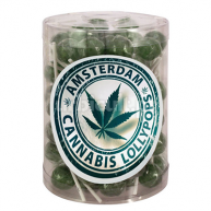Cannabis Lollipops Amsterdam