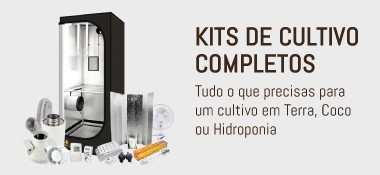 Kits de Cultivo Completos